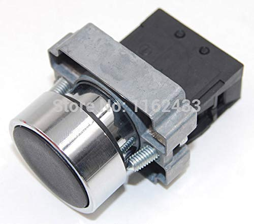XB2-BA21 22mm reset (ON) - OFF push button switch SPST pushbutton
