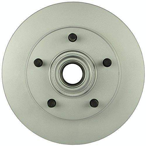 Bosch 20010338 QuietCast Premium Disc Brake Rotor For Ford: 1994-2001 E-150 Econoline, 1994-1996 F-150; Front