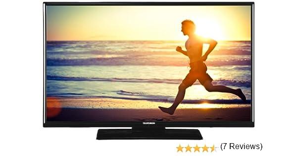 Telefunken D40F127I3 - Televisor LED con retroalimentación (40