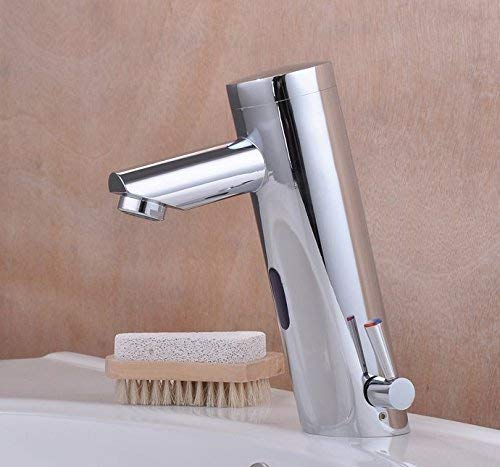 Oudan Mixer Water Tap copper induction Basin Hot and cold intelligent