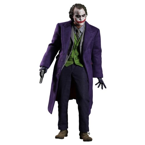 Heath Ledger Joker Costume (Movie Masterpiece DX : The Dark Knight Joker version 2.0 [1/6 Scale])