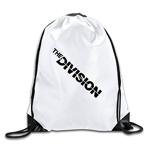 Gucci White Patent Leather (BYDHX Tom Clancy's The Division Drawstring Backpack Bag White)
