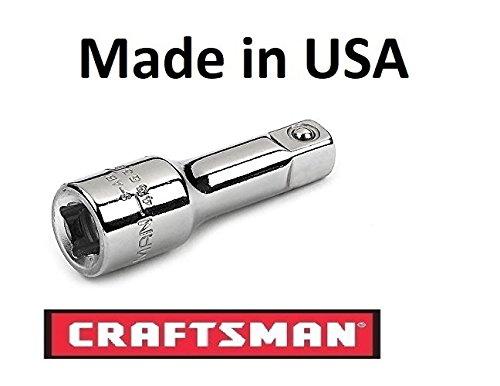 Craftsman 9-43538 1-1/2'' Extension Bar for 1/4'' Drive, Rare, Made in USA by Craftsman USA