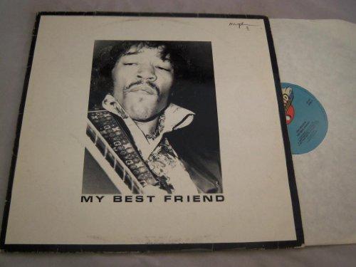 LP, Jimmy Hendrix, My Best Friend, Time Wind Music, 1979 (Germany)