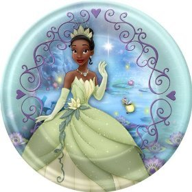- Hallmark The Princess And The Frog Dessert Plates - 8 ct