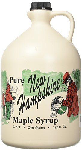 Ben's sugar shack Award Winning Grade B/ A Dark Robust Gallon of Pure Maple Syrup, 128 Ounce (Difference Between Grade A And B Maple Syrup)