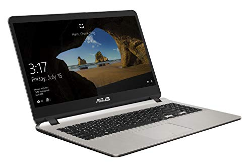 """ASUS X507 ( Core i3-7th Gen /4 GB/ 1TB HDD / 15.6"""" FHD/ Windows 10 ) Thin and Light X507UA- EJ313T ( Icicle Gold /1.68 kg)"""