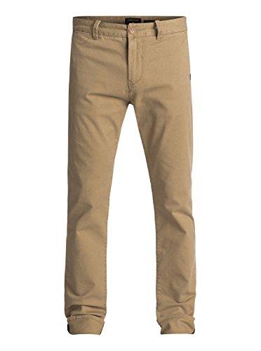 Krandy Quiksilver Homme Beige Pantalon Elmwood 6wTxPwq