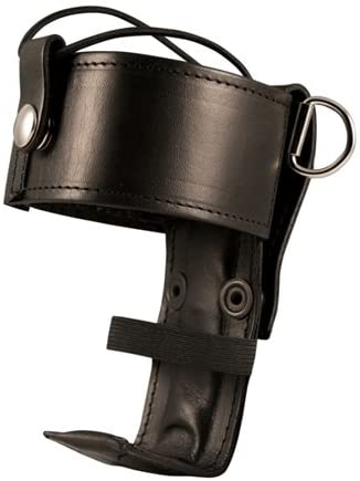 NA Boston Leather Universal Radio Holder