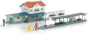 Märklin 72780 My world - Set de construcción estación de tren