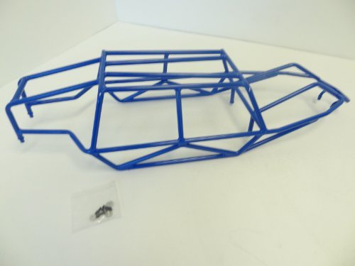 Rovan RC Steel Metal Buggy Sand Roll Cage (blue)