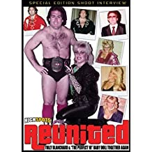 Tully Blanchard & Baby Doll: Reunited Shoot Interview Wrestling DVD-R