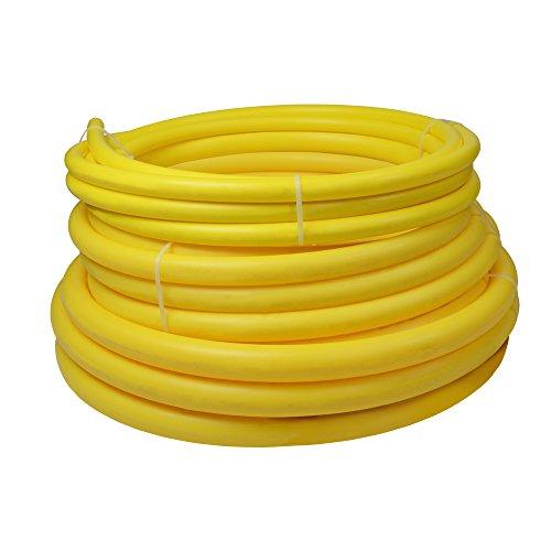 Underground 500 ft. IPS Yellow Polyethylene Gas Pipe ()