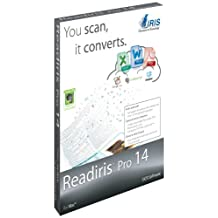IRIS Inc 457477 Readiris Pro 14 Mac