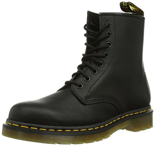 Dr. Marten's Women's 1460 8-Eye Patent Leather Boots, Black Greasy, 6-6.5 B(M) US Women / 5-5.5 D(M) US Men by Dr. Martens