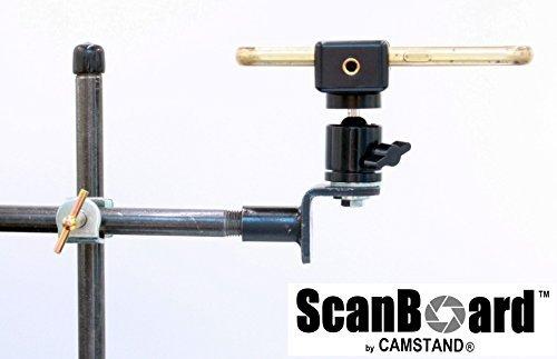 ScanBoard 3 - Desktop Smartphone Document Scanner (Best Iphone Document Scanner)