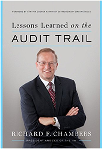Lessons Learned On The Audit Trail - Paperback