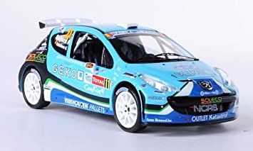 S2000No SportYpern 207 11Nouveau Rally Peugeot Caen Xnw80POk
