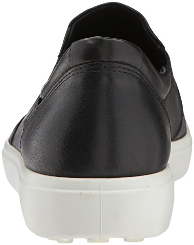 7 Ladies 1001 ECCO Women's Loafers Soft Black Black 85wqR7Ox