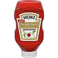 Heinz Simply Heinz Tomato Ketchup, 31 oz Bottle