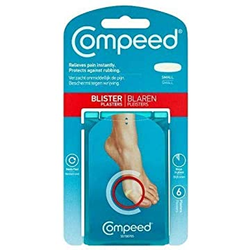 Compeed Blister Relief Pack Plasters