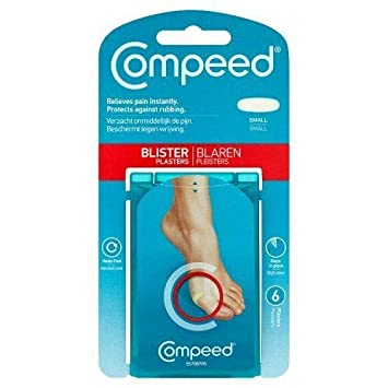 Amazon Compeed Blister Small Plasters Aw17 Beauty