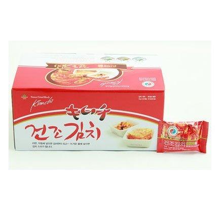 [KFM] Korean Food Dried Kimchi 540g(10gx54) 동결건조 김치 by Sanmaeul