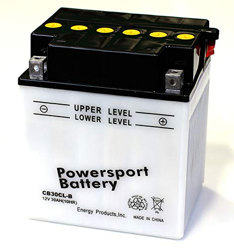 CB30CL-B Replacement Powersport Battery YB30CL-B