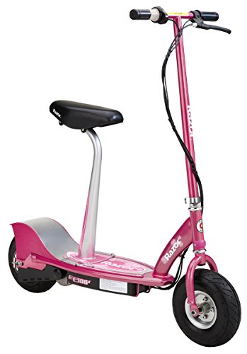 Purple Motor Scooter - 7