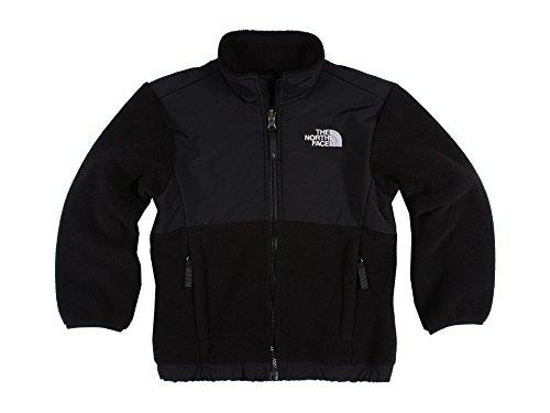 New Girls North Face Denali Fleece Jacket Black S