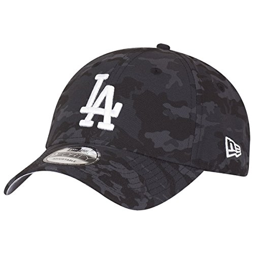 New Era Camo Team 9forty Cap One Size Los Angeles Dodgers -