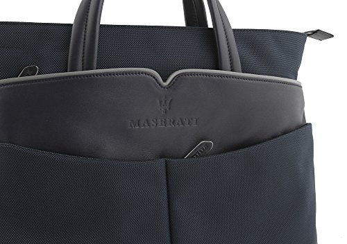 Maserati Shopping nylon-pelle