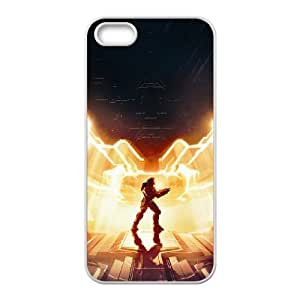 halo 4 master chief iPhone 4 4s Cell Phone Case White xlb2-094087