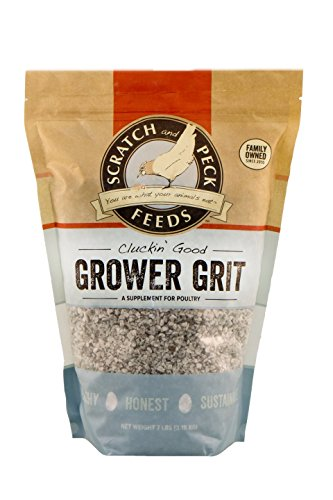 Scratch and Peck Feeds - Cluckin' Good Grower Grit Supplement for Chickens and Ducks - ()