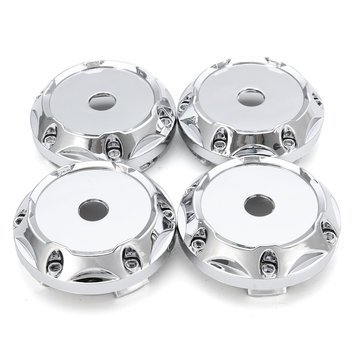 Other Tools - 4pc 64mm Abs Silver Wheel Center Hub Caps Wheel Center Emblem - Wheel Center Hub Caps Cover Bmw For Toyota Car Vw 68mm - Wheels - Plaza Kansas Shopping City