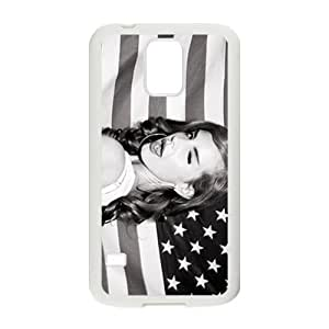 American Girl Fashion Comstom Plastic case cover For Samsung Galaxy S5