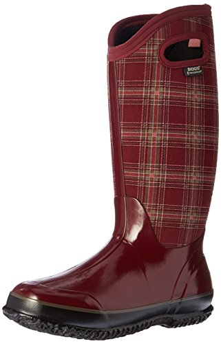 Bogs Womens Classic Winter Plaid product image