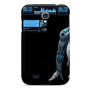 DaMMeke TxrOALQ3515jdiQg Case Cover Galaxy S4 Protective Case Start The Future