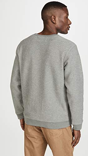 Mollusk Mens Wave Patch Hooded Sweatshirt