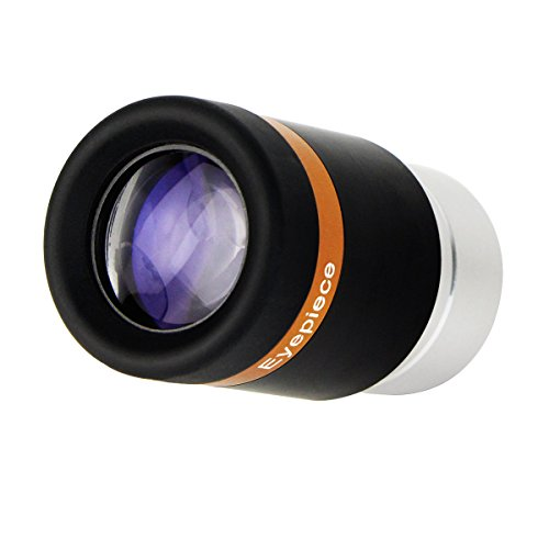 SVBONY Telescope Lens 23mm Telescopes Eyepieces Wide Angle 62 Degree Aspheric Eyepiece Fully Coated Lens for 1.25 inches Astronomic Telescopes