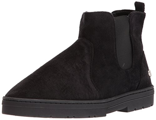 Steve Madden Men's Pclinton Slipper, Black, 9 M US by Steve Madden (Image #1)
