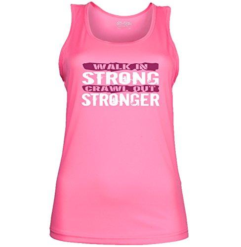 DesignDivil - Camisa deportiva - para mujer Rosa