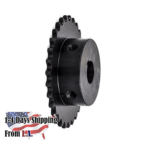 Tooth B Type Sprocket for 25 Roller Chain (25 Chain Sprocket)