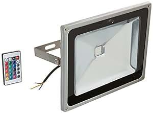 e-joy LEDMart 50w LED Flood Light Cool Lamp Landscape Outdoor Waterproof, White