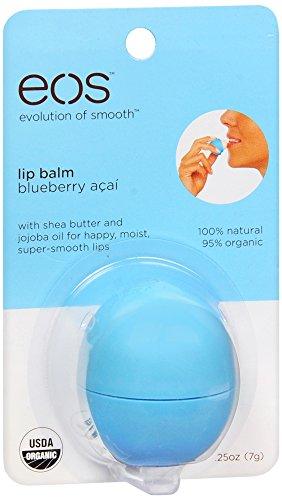 Eos Lip Balm Blueberry
