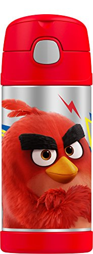 Thermos Funtainer Ounce Bottle Angry