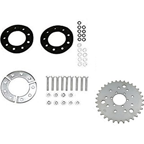 CDHPOWER Multifunctional High performance 32 teeth sprocket with Sprocket Installation Set -80CC Gas Motorized Bicycle -
