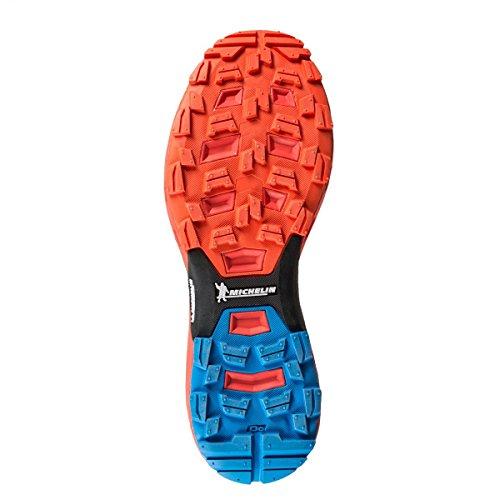MILLET Unisex-Erwachsene Light Rush Traillaufschuhe orange-electric blue
