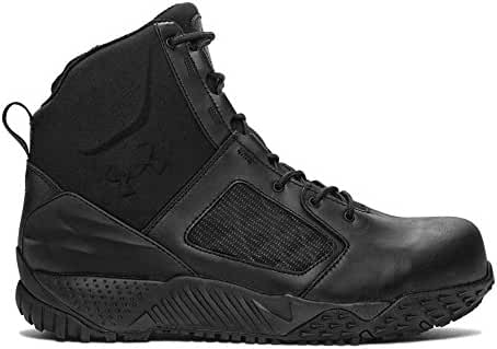 Under Armour Men's Zip 2.0 Protect Tactical Boots Sneaker