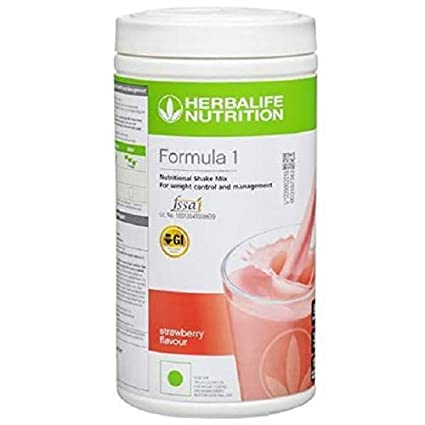 Herbalife Formula 1 Weight Loss Shake 500g Strawberry